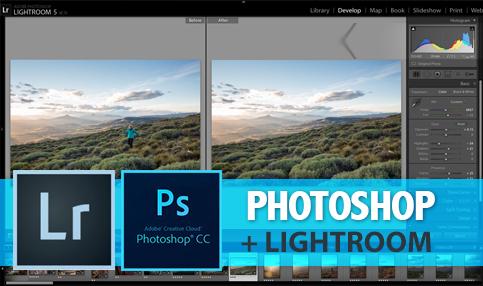 Formation PHOTOSHOP & LIGHTROOM à Philippeville