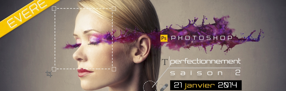 Formation Photoshop Niveau 2