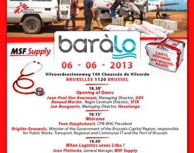 Références professionnelles: Emailing – Baràlo