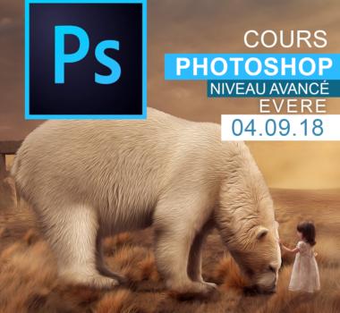 Cours Photoshop – Niveau avancé -Evere