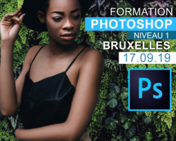 Cours Photoshop – Niveau 1 -Evere
