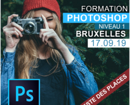Formation Photoshop Bruxelles