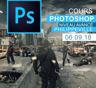 Cours Photoshop avancé – Philippeville