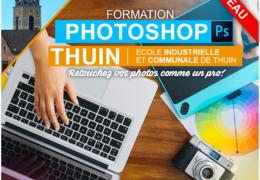 Formation Photoshop à THUIN